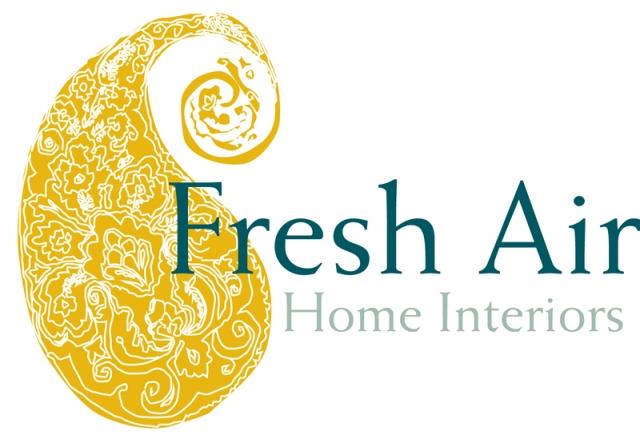 Fresh Air Home Interiors brand design