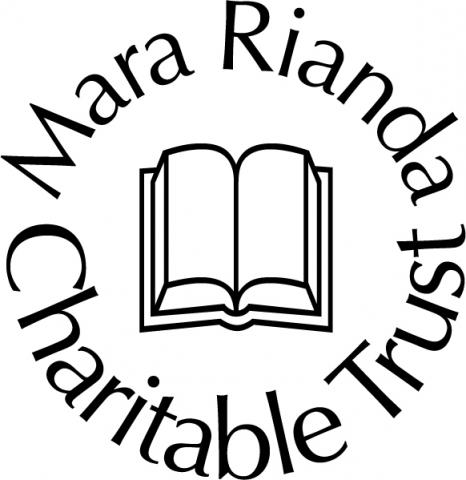 Mara Rianda Charitable Trust brand design